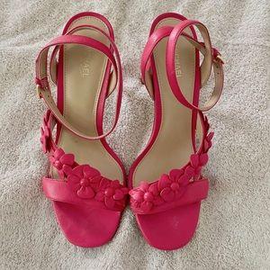 "Micheal Kota 4"" heel sandals"